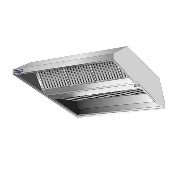Mẫu tum hút mùi inox HM-024 được sử dụng chủ yếu tại bếp nấu của các nhà hàng, khách sạn với ưu điểm lớn nhất là công suất mạnh mẽ và rất dễ dàng vệ sinh mỗi ngày.