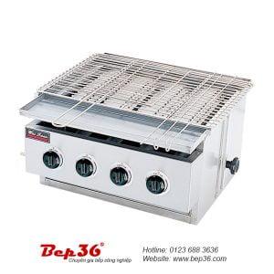 Lò nướng BBQ gas - Wailaan