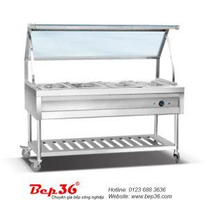 Tủ dưỡng nóng thức ăn TGN-8k05