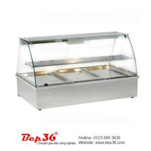 Tủ dưỡng nóng thức ăn 3 khay TGN-3K12