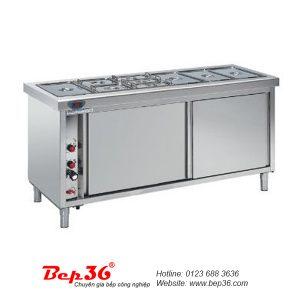 Thiết bị dưỡng nóng thức ăn 9 ô TGN-9K16