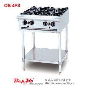 Bếp âu 4 họng Berjaya OB 4FS