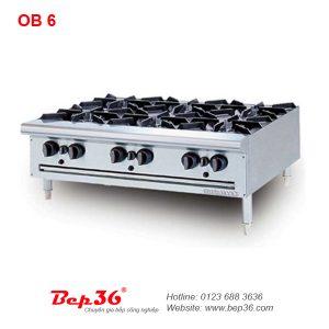 Bếp âu 6 họng Berjaya OB 6