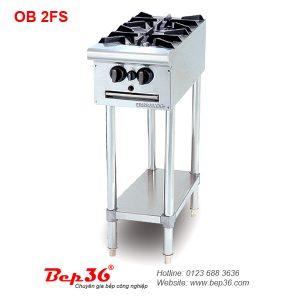 Bếp âu 2 họng Berjaya OB 2FS