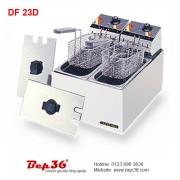 Bếp chiên nhúng điện đôi Berjaya DF 23D