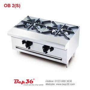 Bếp âu công nghiệp Berjaya OB 2S