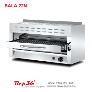 Lò nướng Salamander gas Berjaya SALA 22N