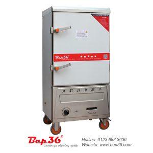 Tủ cơm công nghiệp gas 8 khay TCG8