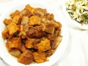 Thịt kho tương