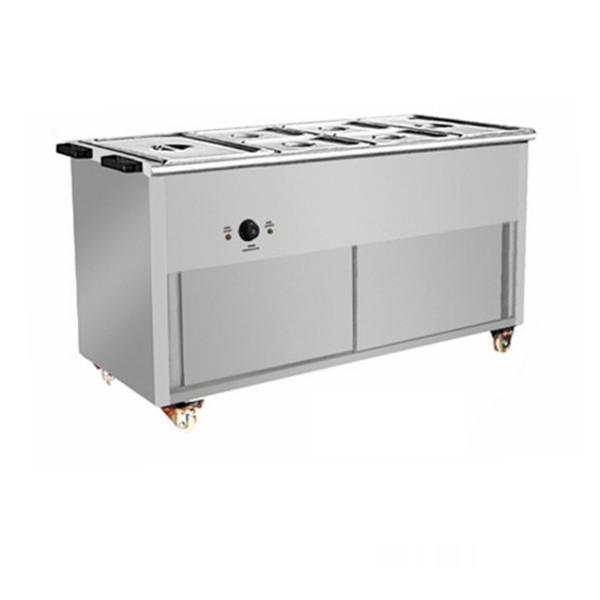 Tủ dưỡng nóng thức ăn 8 ô TGN-8K09