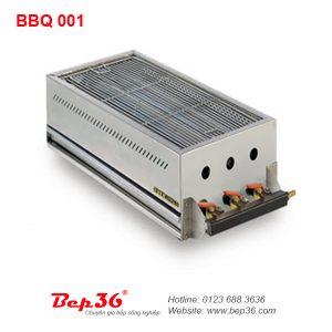 Lò nướng BBQ Berjaya BBQ 001 (Gas)
