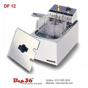 Bếp chiên nhúng điện đơn Berjaya DF 12