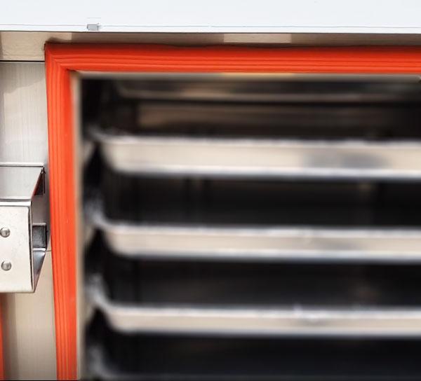 Gioăng cao cấp sử dụng trên thế hệ tủ hấp công nghiệp 2018 của Bep36