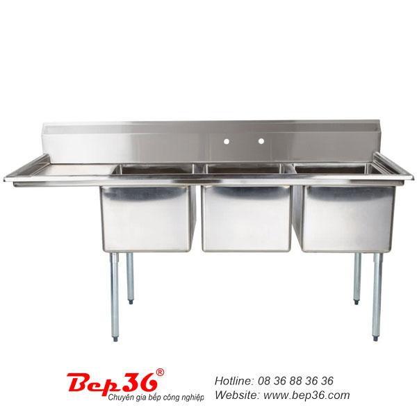 Bep36, chậu rửa inox công nghiệp số 1 Việt Nam!